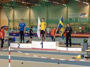 Svensk mästare i längd 2014