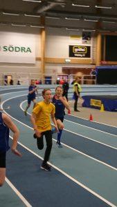 Linnea Johansson på 200m